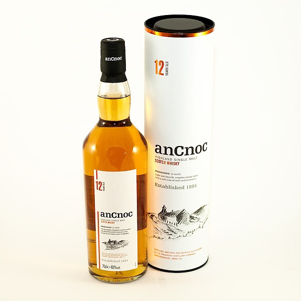 anCnoc 12 Year Old. £30 from The Good Spirits Co.