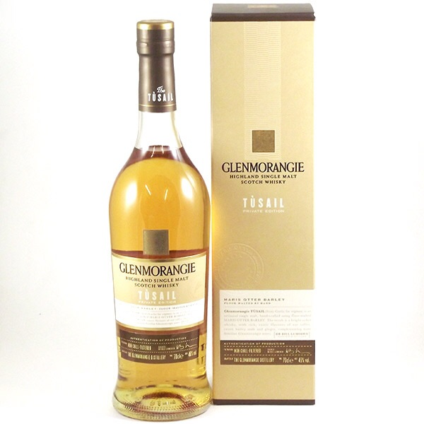 Glenmorangie Tùsail. £79.50 from The Good Spirits Co.