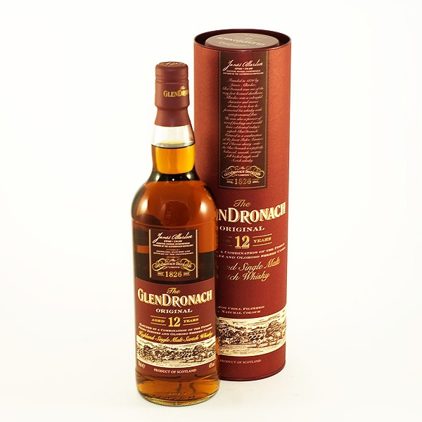 Glendronach 12 Year Old. £35.50 from The Good Spirits Co.