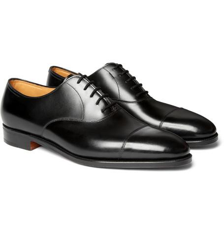 Black Calf John Lobb Oxfords. £780 from Mr Porter.