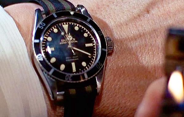 The iconic Rolex Submariner 6538.