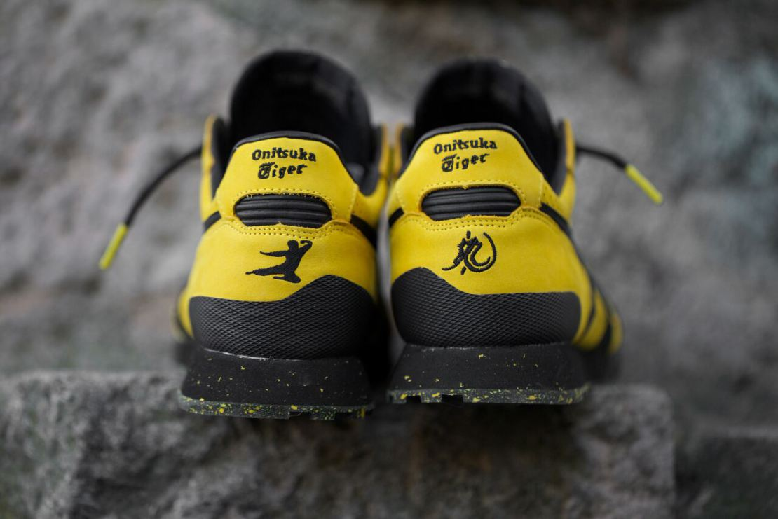 BAIT X BRUCE LEE x ASICS ONITSUKA TIGER COLORADO LEGEND 85 KILL BILL US 75