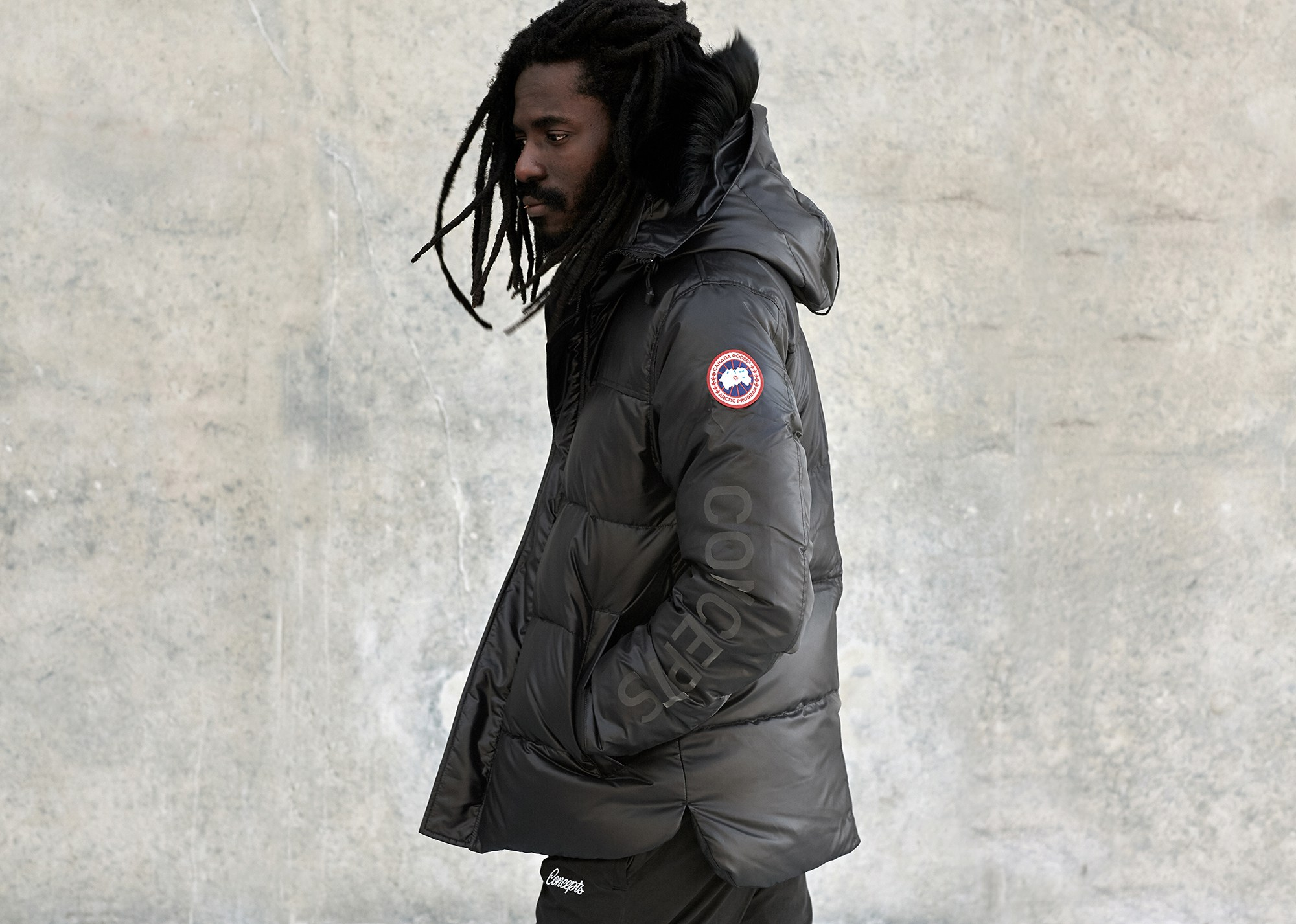 james bond canada goose jacket