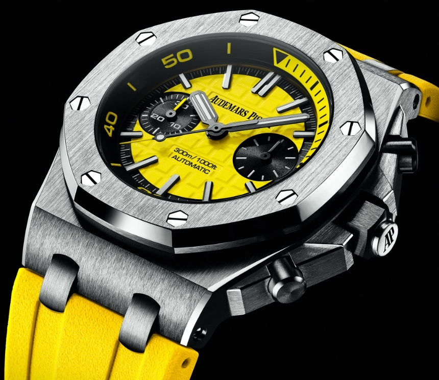 Audemars-Piguet-Royal-Oak-Offshore-Diver-Chronograph-Watch-aBlogtoWatch-1