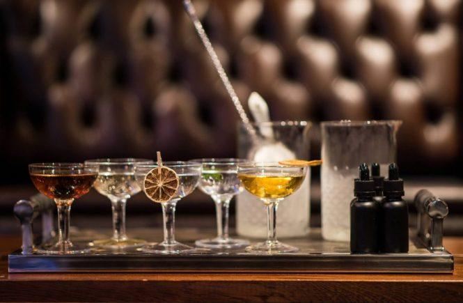 Dine Edinburgh Martini Experience