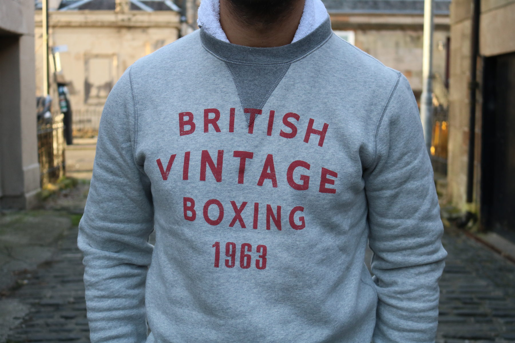 Selected: British Vintage Boxing