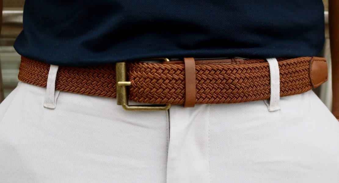 Accessorising With Arcade Belts