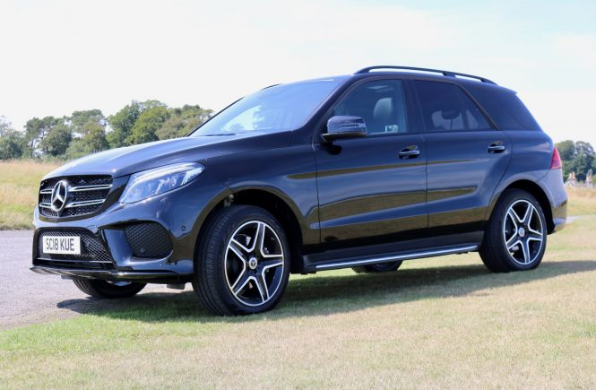 Roadtrip In The Mercedes GLE
