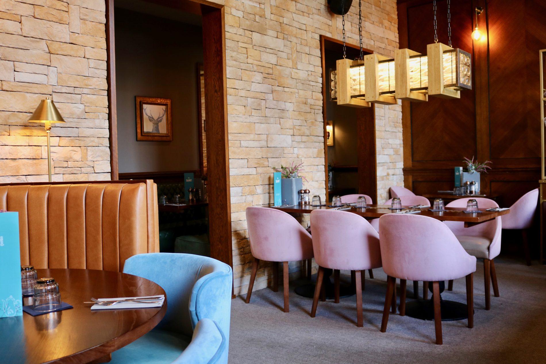 The Saint Bar & Kitchen St Andrews