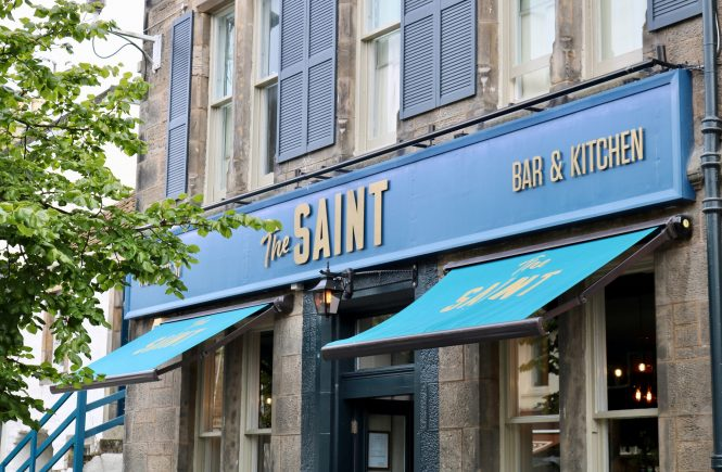 The Saint Bar & Kitchen St Andrews