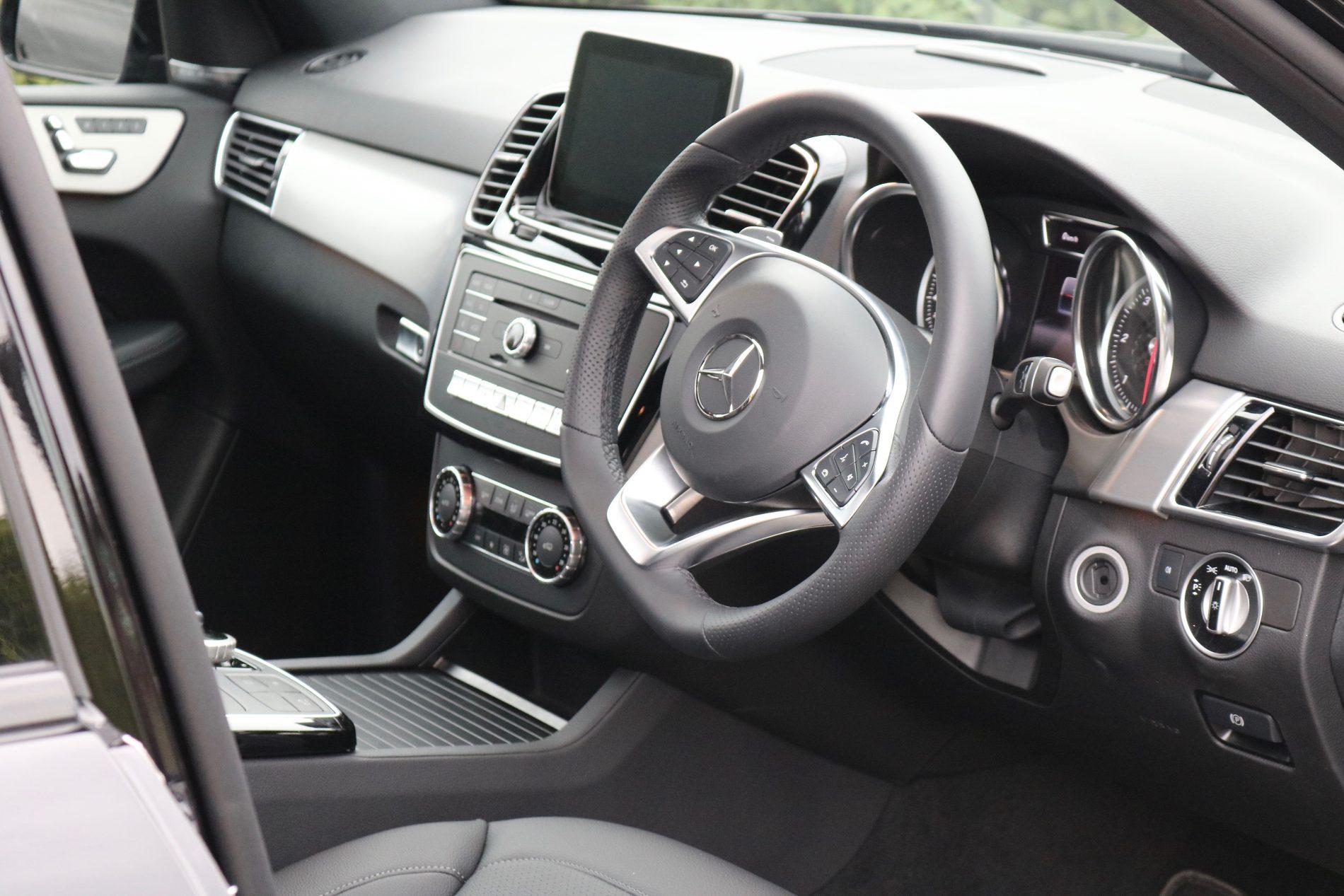 Roadtrip In The Mercedes GLE