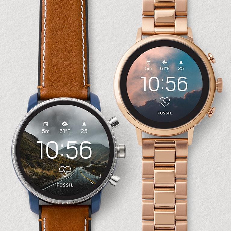 Win A Gen 4 Fossil Smartwatch Worth £249!