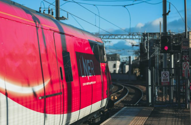 LNER Celebrates Regional Accents