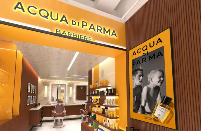 Acqua Di Parma Barbiere Selfridges