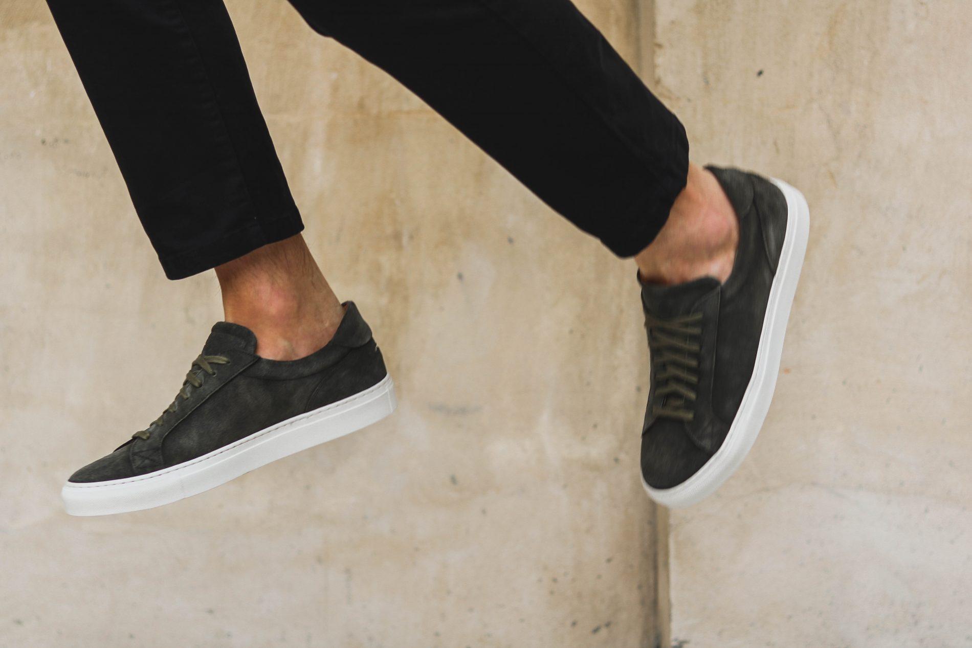 Unseen footwear