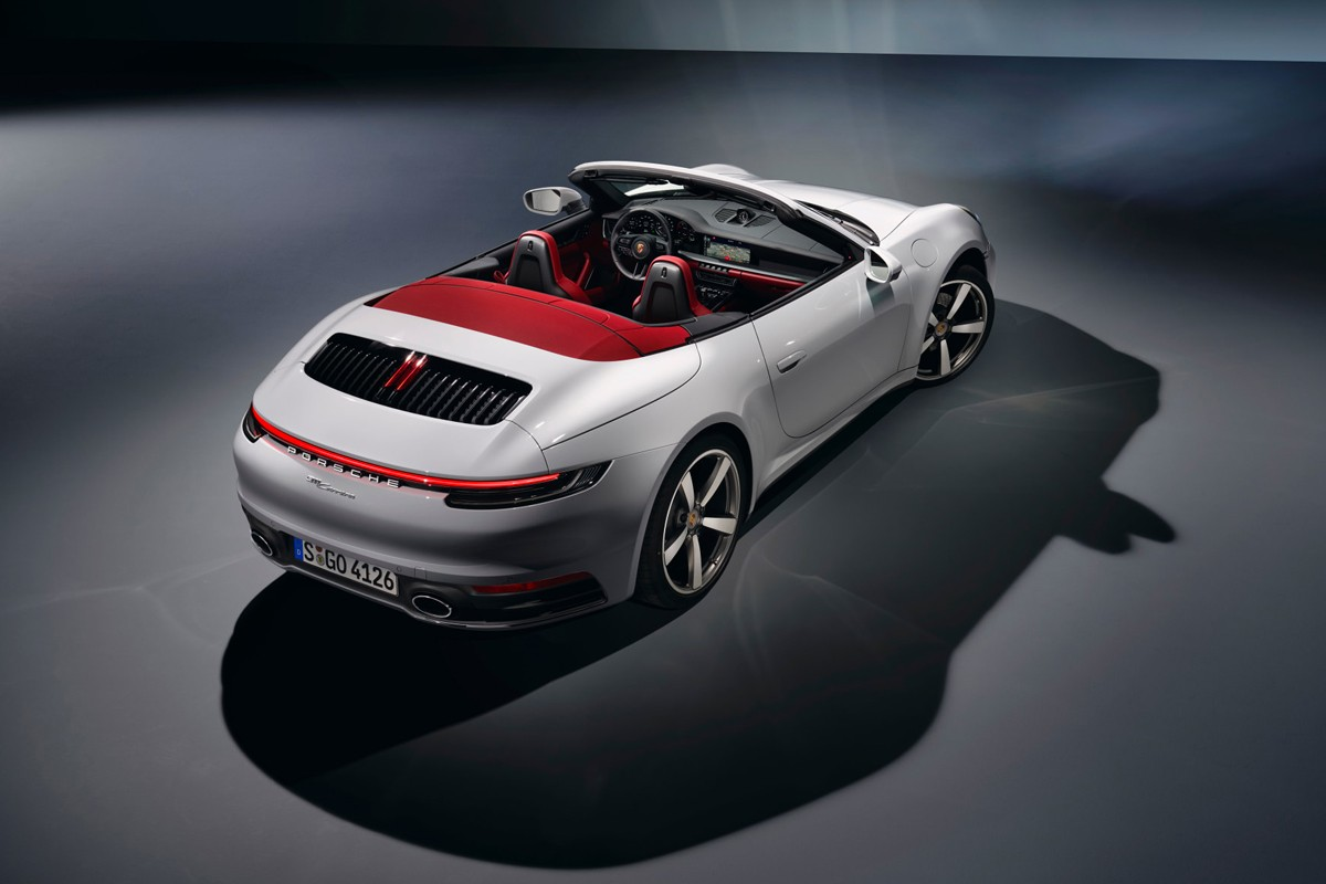 Entry-Level Porsche 911 Carreras Arriving In 2020